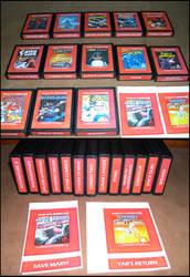 NEW Atari 2600 games. by Atariboy2600