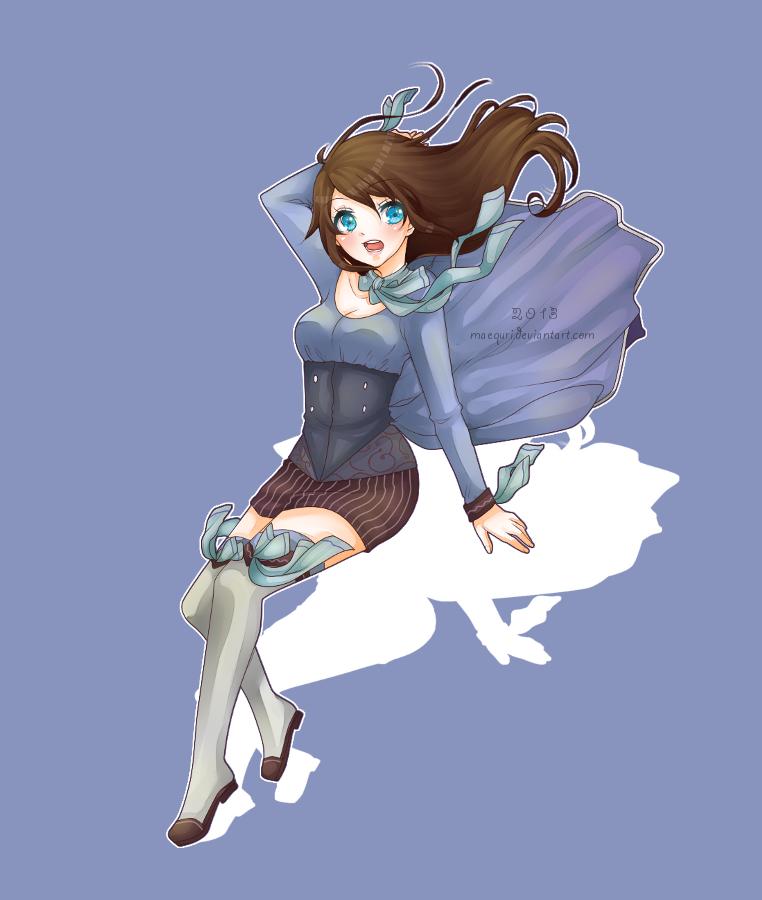 Melody by maequri