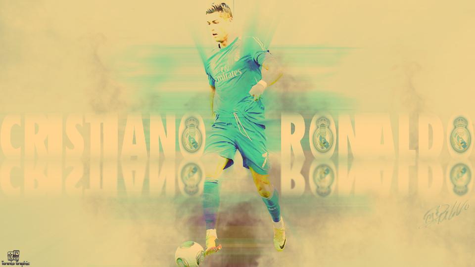Cristiano Ronaldo 2013-2014 Wallpaper by TorentoGraphic97 on ...