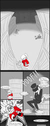 Bloodstain Symphony Round 2 page 1 by Fluffsamasprime