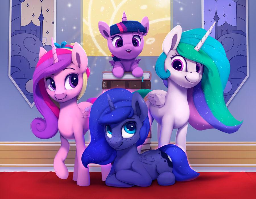 Mini Princesses