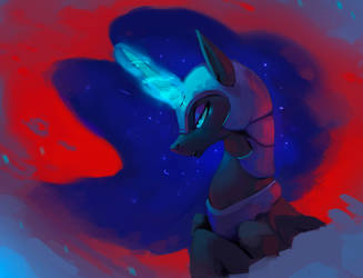 Nightmare Red by Rodrigues404