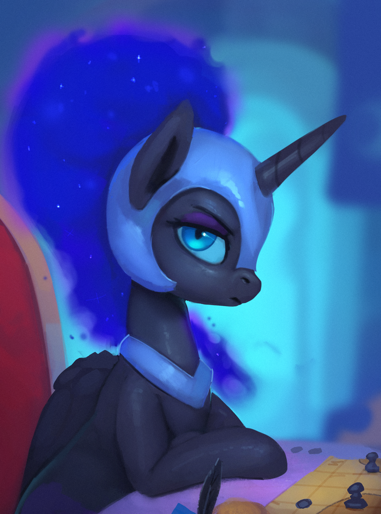 Young ruler by Rodrigues404