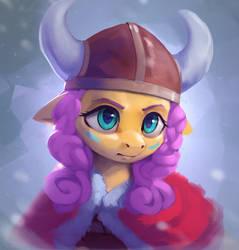 Viking Fluttershy