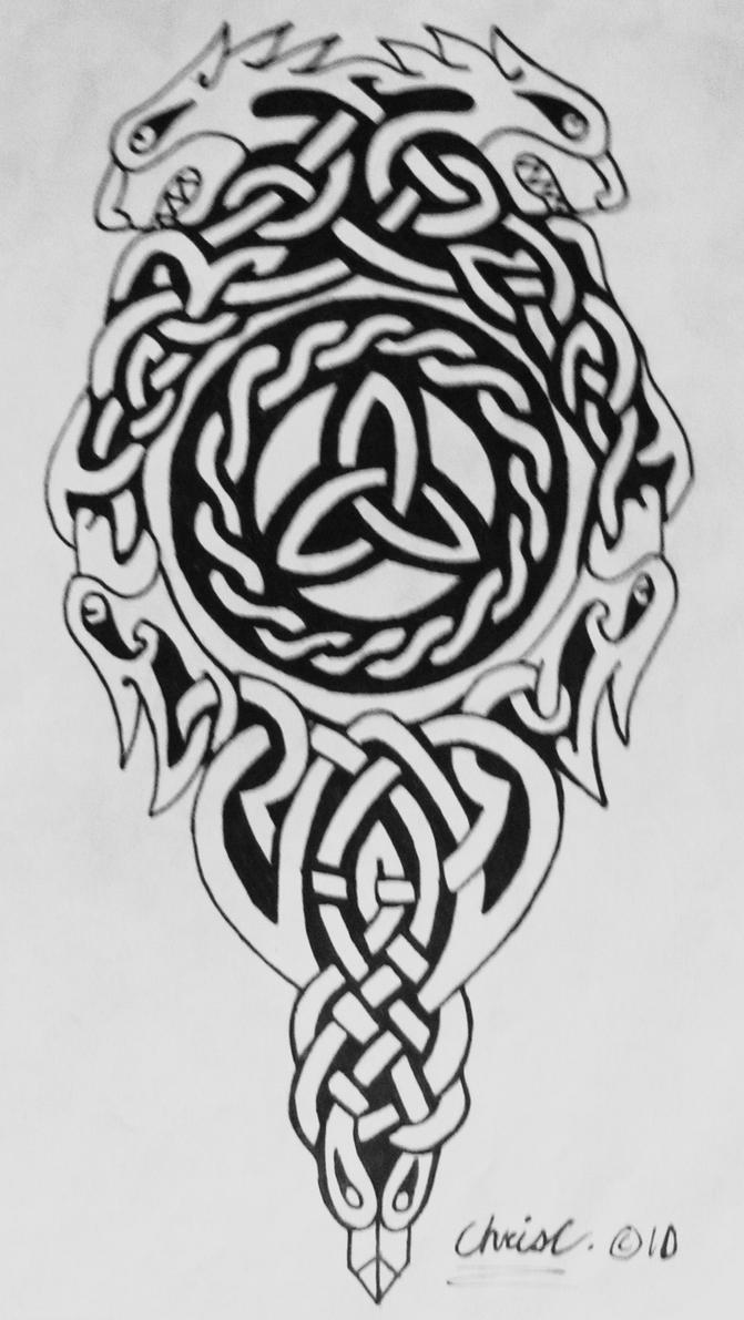 symbolic celtic tattoo concept by ticklemehoho on deviantart. Black Bedroom Furniture Sets. Home Design Ideas