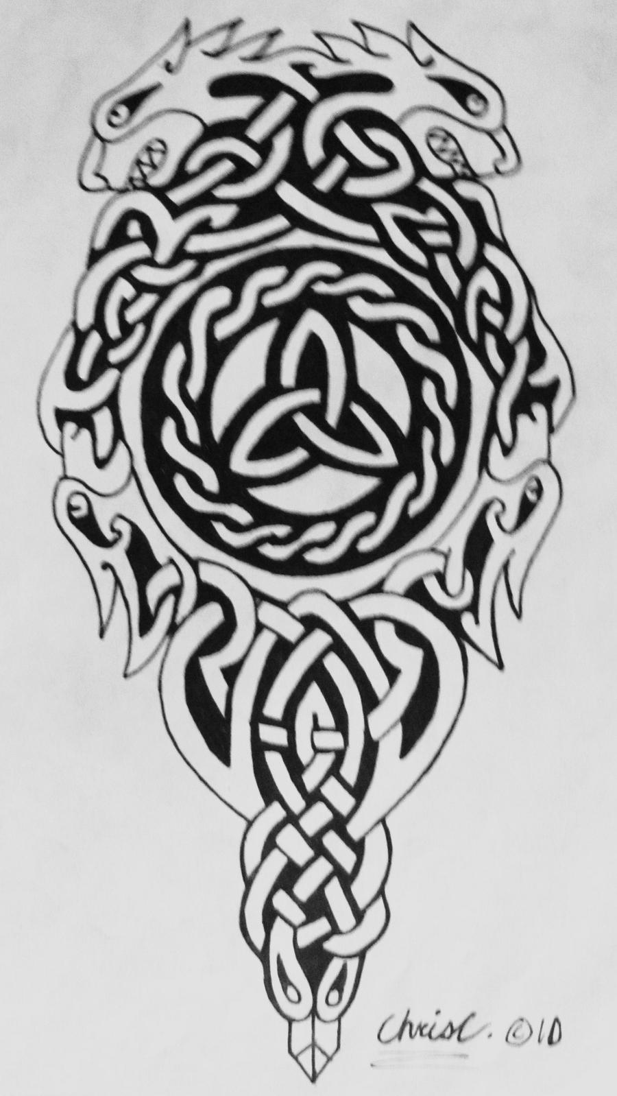 Symbolic Celtic Tattoo Concept By TickleMeHoHo On DeviantArt