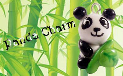 Panda Charm by SophieXSmith