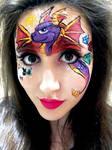 Spyro Facepaint