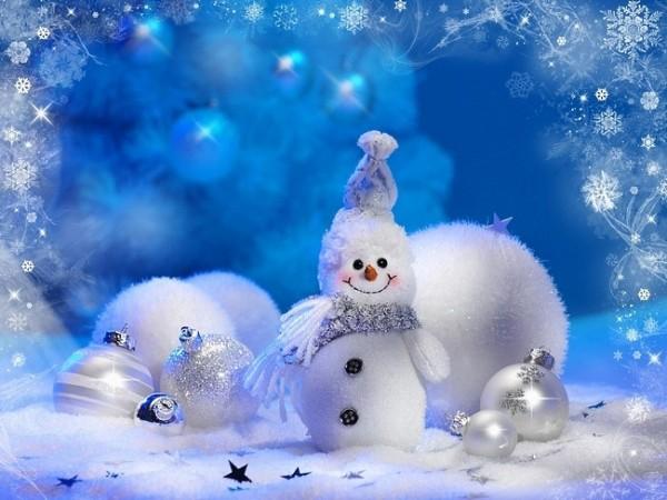 Christmas Snowman - Christmas Screensavers by mudassarsaleem92 on ...