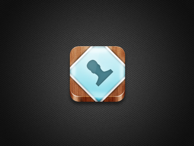 Picture My Contacts App Icon by IBLabs