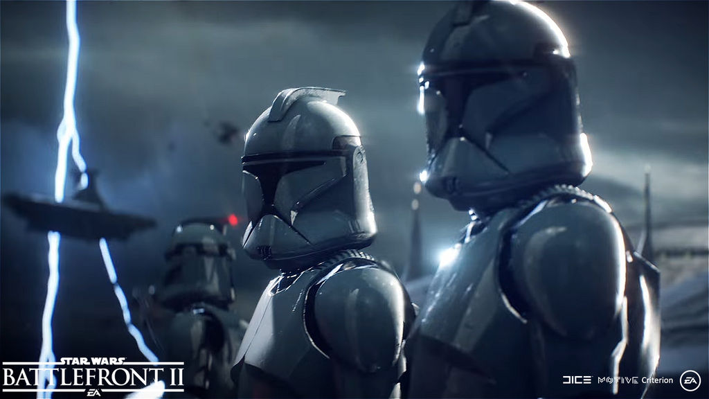 Star Wars Battlefront Ii Wallpaper Clones By Yume3413 On