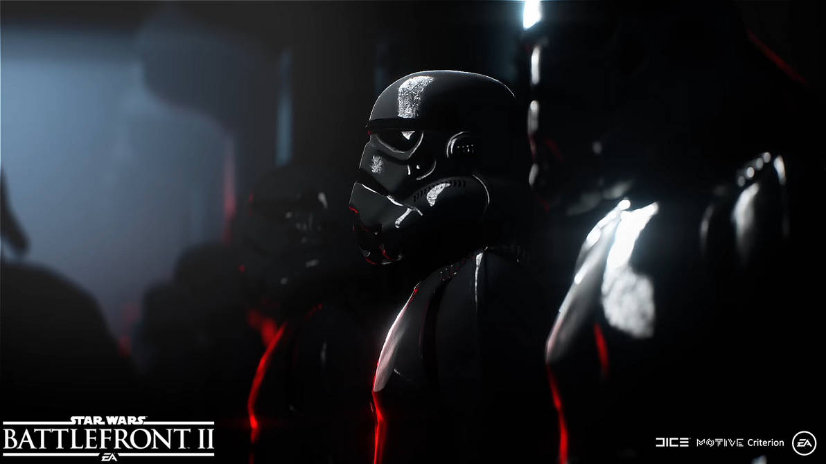 Star Wars Battlefront Ii Wallpaper Stormtrooper By Yume3413 On Deviantart