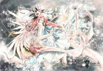 TM - Fairy Godmother by eikomakimachi