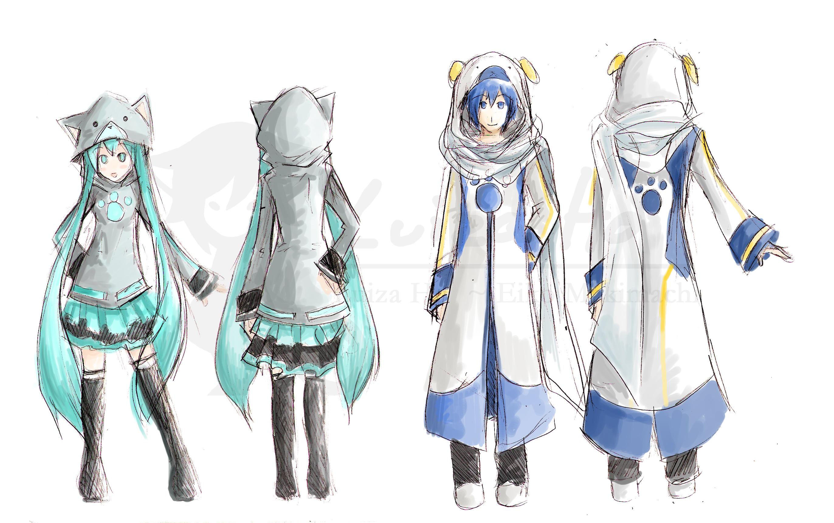 ♪ Mikan Yukiko ♫ Toeto_vocaloid_sketch_design_by_eikomakimachi-d34w0hf