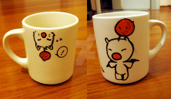 Moogle Mug