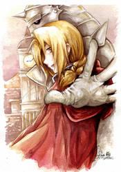 Fullmetal Alchemist by eikomakimachi