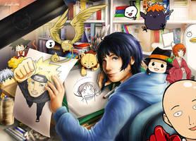 Shonen Jump tribute