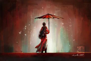 Crimson Rain