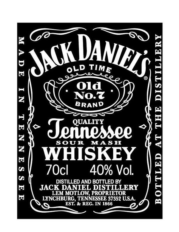 jack daniel s vector logo jack free download images vector art