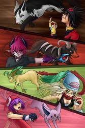 Grand Chase - Pokemon by Iiyume