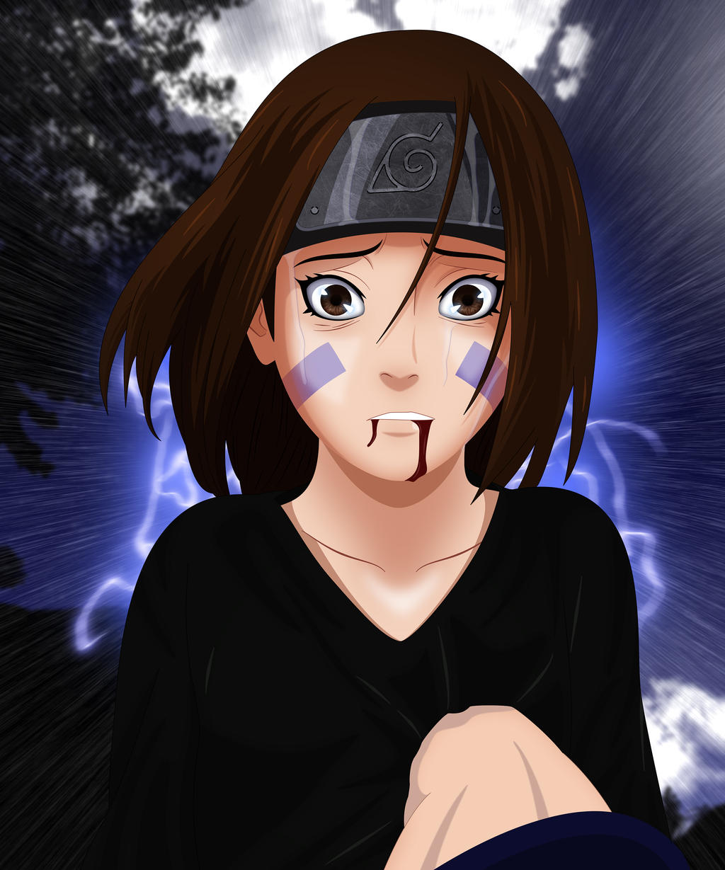 Naruto : Rin End.. By Yoruden On DeviantArt