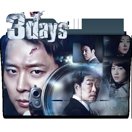 3 Days (K-Drama Folder Icon) by Mennolly on DeviantArt