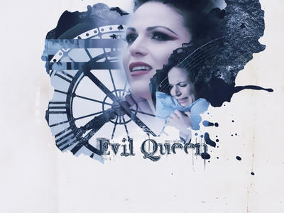 Lana Parrilla Wallpaper Lana parrilla/evil queen by