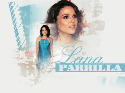 Lana Parrilla Wallpaper Lana parrilla by udavo4ka
