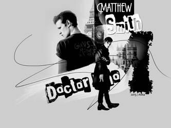 Doctor Who by Udavo4ka