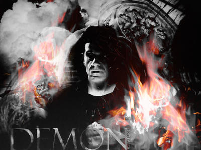 Demon by Udavo4ka