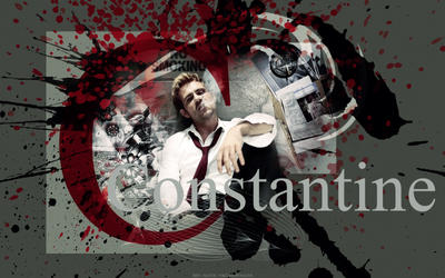 Constantine by Udavo4ka
