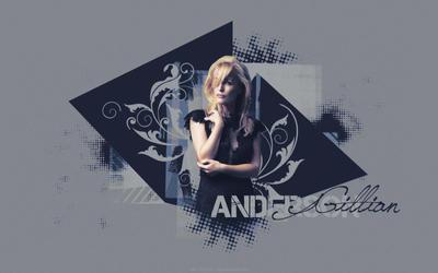 Gillian Anderson by Udavo4ka