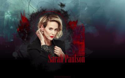 Sarah Paulson by Udavo4ka
