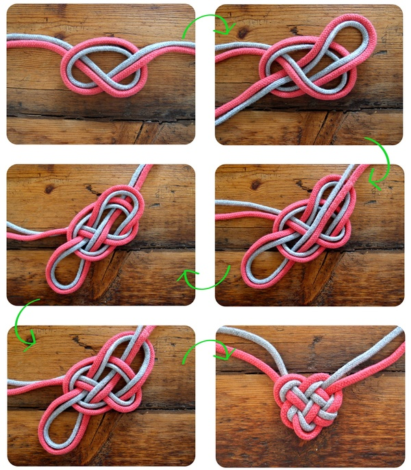 Celtic heart tutorial by Ghostartist1