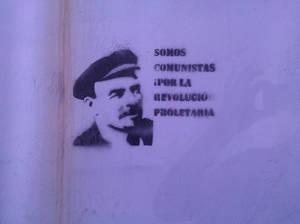 Lenin Stencil