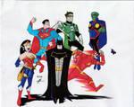 Cartoon DC #1
