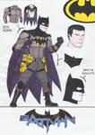 Batman (Zero Year) REDESIGN