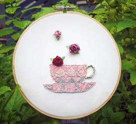 Tea of roses