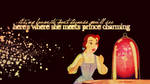 Belle Wallpaper by lulii13omg