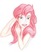 Ariel by lulii13omg