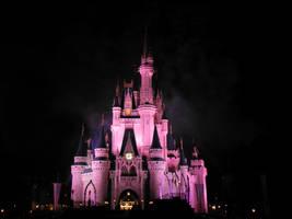 Cinderella Castle by lulii13omg