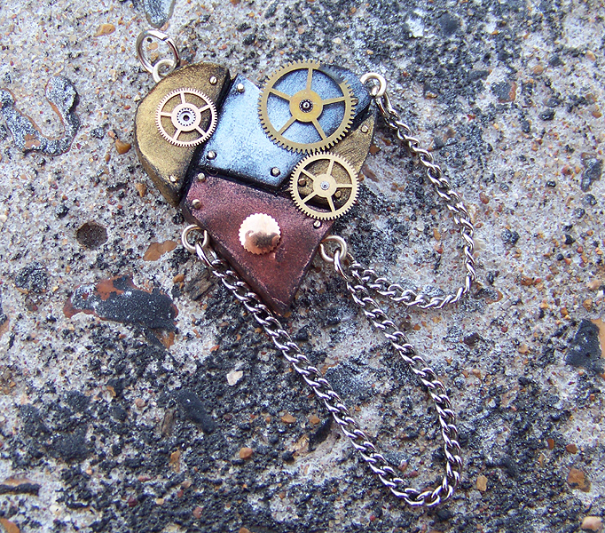 Steampunk Heart by kenzie-riann