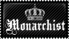Monarchist by HafrStamps