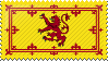 Lion Rampant of Scotland by HafrStamps