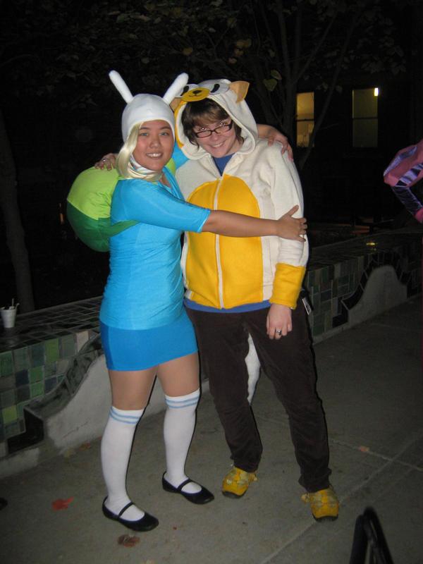 Adventure Time Cake The Cat Costume