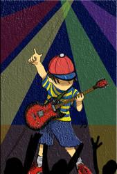 PK ROCK by takuyaleon