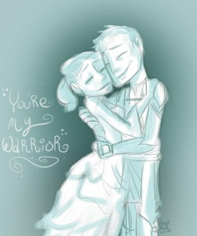 Epic - You're My Warrior by candlehat