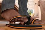 Slipping On (M/f)
