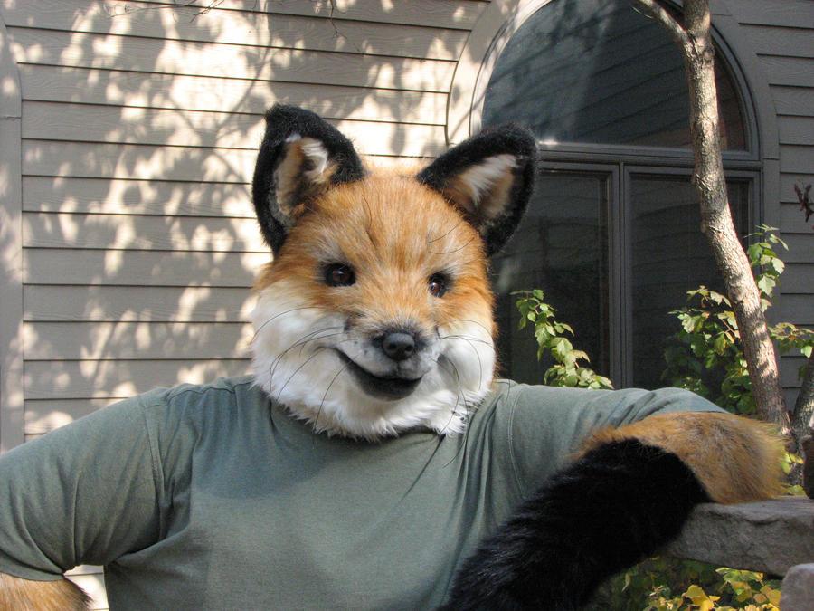 Cool fox by michaelreynard on deviantart for Cool fox drawings