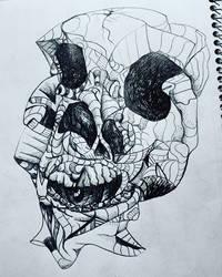 TrippingSkull by Lazyass23